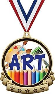 Art Medals - 2.5