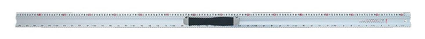 おとこ優先権建設シンワ測定 アルミカッター定規 カット師1.5m 併用目盛 取手付 65096