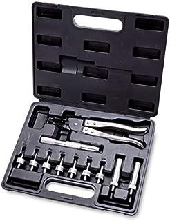 Rockwood Valve Seal Remover And Installer Kit Includes Plier Deep Seal Driving Socket Drive Handle Adapters Car Engine Overhead Valve Stem Seal Plier