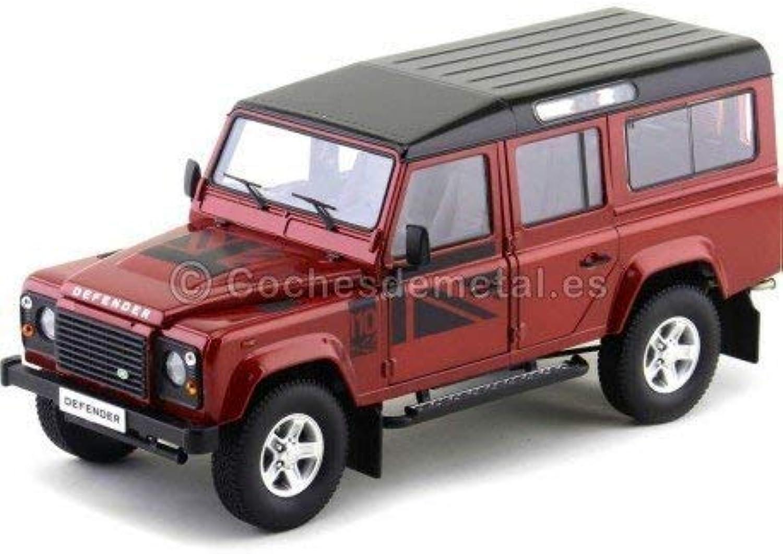 Envíos y devoluciones gratis. 1983 Land Rover Defender 110 Firenze rojo Metallic Metallic Metallic 1 18 Dorlop 1810  para mayoristas