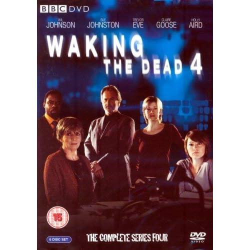 Waking The Dead Series 4 [Edizione: Regno Unito] [Edizione: Regno Unito]