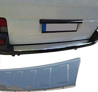 Protector paragolpes para VW T4 facelift de 1996 a 2003 cromo