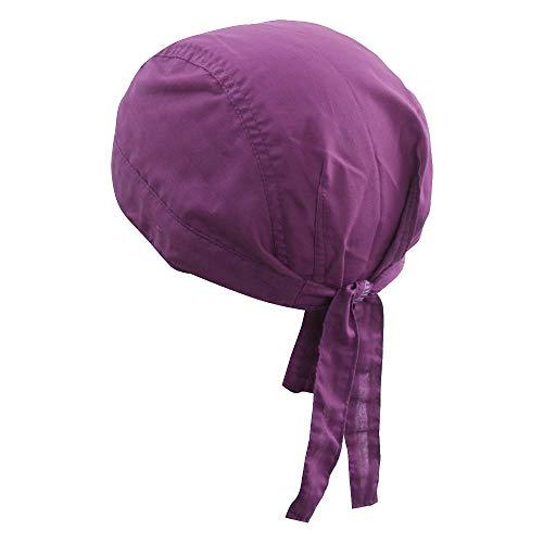 Myrtle Beach Kopftuch für Herren, Herren, Myrtle Beach - Bandana Hat | Kopftuch, violett