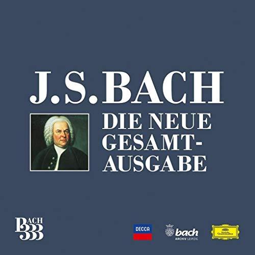 Bach 333 - Die neue Gesamtausgabe (Ltd. Edt.)
