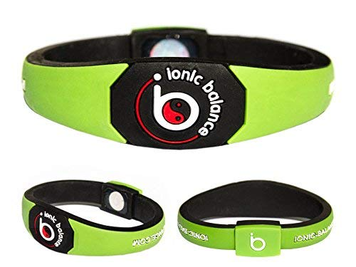 CERBERUS OFFICIAL Latest Generation MK2 Technology Ionic Balance Band Black//Red