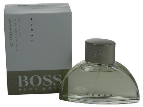 Boss Eau de Parfum Spray 3.0 oz/90 ml para mujer