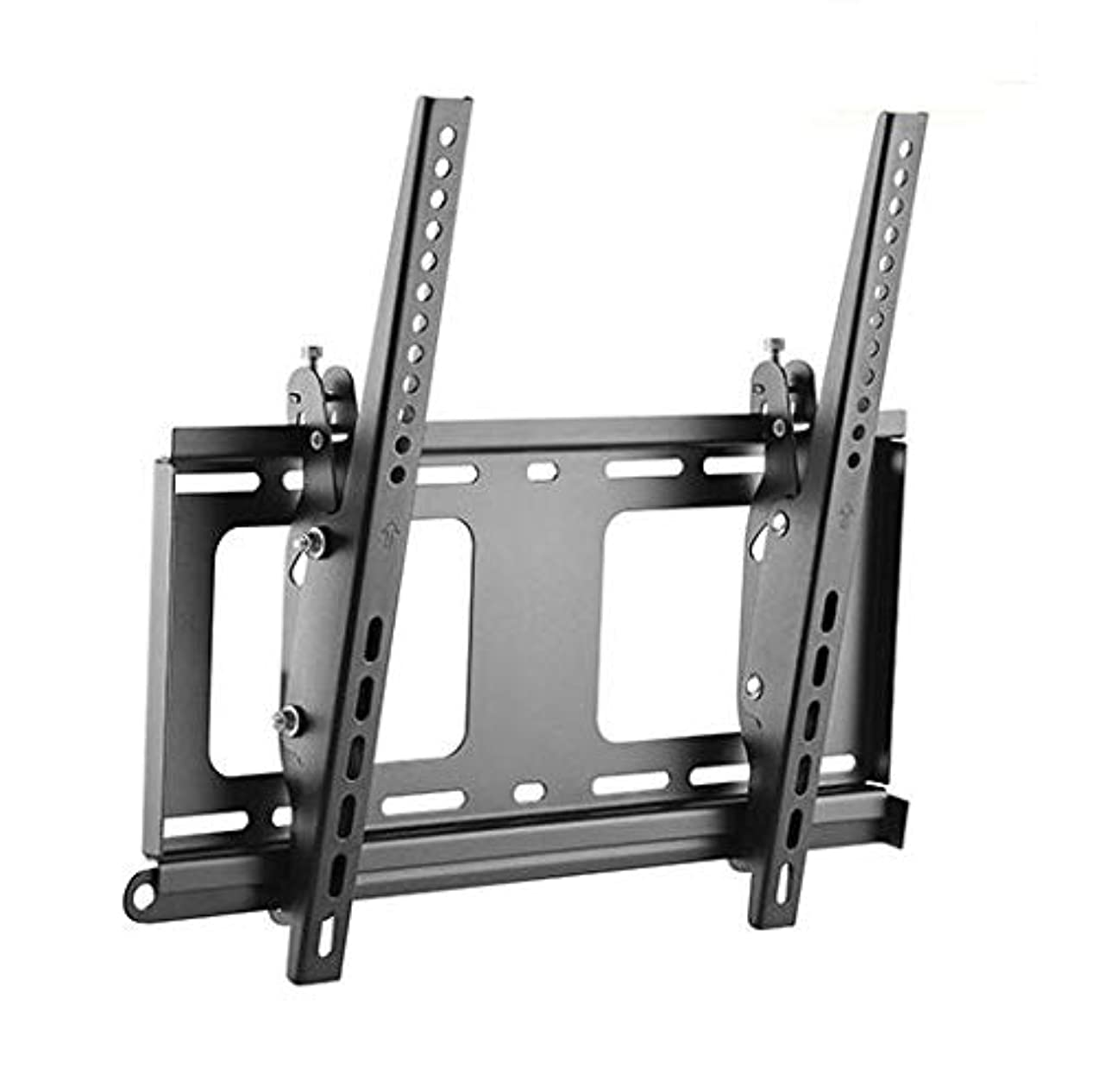 """Mount Plus MP-LP38-44ATW Anti-Theft Weatherproof Tilt TV Wall Mount for Most 32""""~70"""" TVs Perfect Solution for Outdoor TV (Max VESA 400x400) (32"""