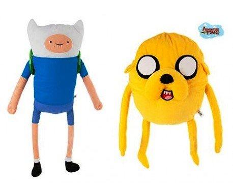 Peluche Hora de Aventuras Finn y Jake