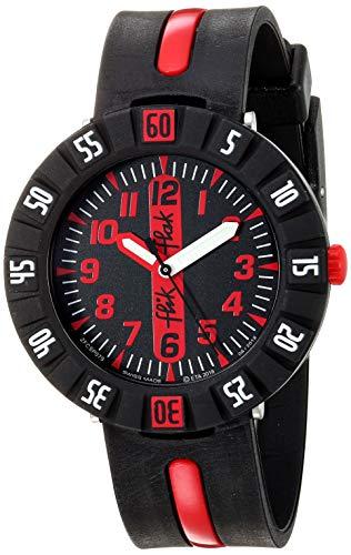 FlikFlak Jungen Analog Quarz Uhr mit Plastik Armband FCSP079