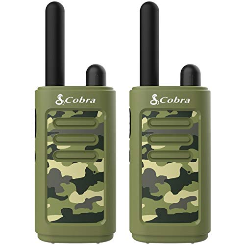 Cobra® He150g 16-mile 2-way Radios (green)