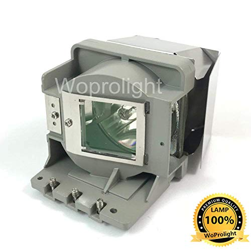 Genuine Original Replacement Bulb//lamp with OEM Housing for PANASONIC PT-CW241R Projector OSRAM Inside IET Lamps