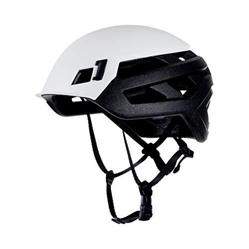 Mammut Wall Rider Helm, Unisex, für Erwachsene, Weiß (Weiß), 56-61 cm