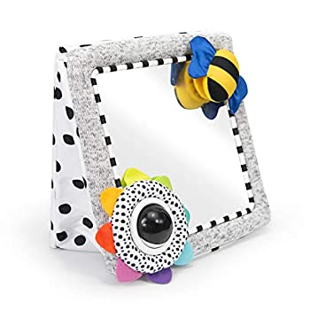 Sassy Tummy Time See Me Floor Mirror for Ages 0+ Months  80928