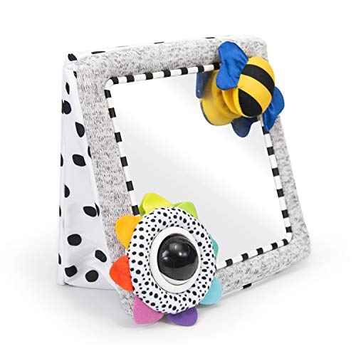 Sassy Tummy Time See Me Floor Mirror for Ages 0+ Months (80928)