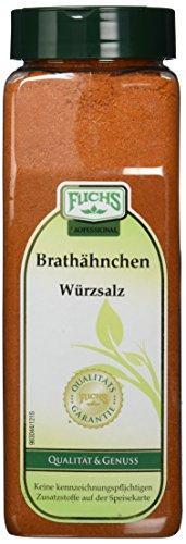 Fuchs Hähnchen-Würzsalz, 3er Pack (3 x 800 g)