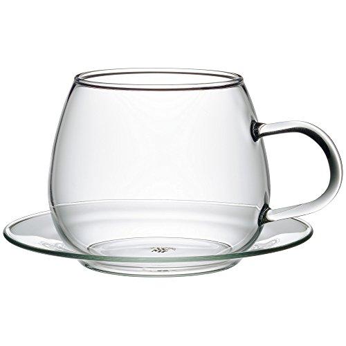 WMF Clever & More Tee-/ Punschtasse, Glas, spülmaschinengeeignet