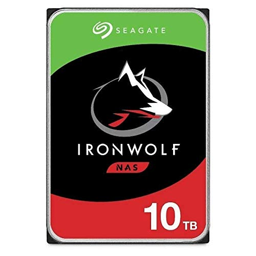 Seagate NAS HDD IronWolf 3.5