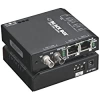 Black Box Corp MC Switch Standard 10/100 SM 11 LBH100A-SSC