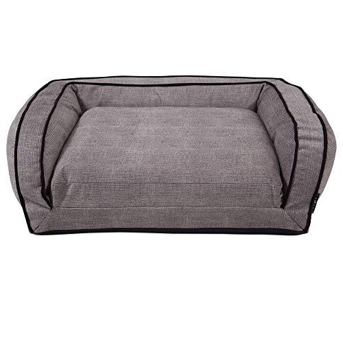 La-Z-Boy Duchess ausklappbares Sofa, mit Iclean Grau, Größe 38 x 29