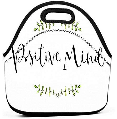 Impresión de bolsas de almuerzo, bolsa de refrigerador con aislamiento de tela Oxford, comida para llevar portátil, tarjeta de felicitación manuscrita, plantilla de presupuesto imprimible, diseño de