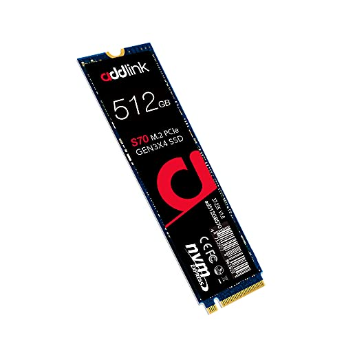 addlink M.2 SSD 512GB S70 up to 3