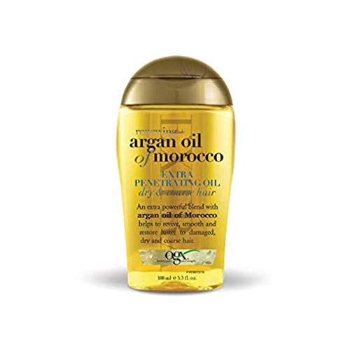 Organix - aceite penetrante Extra para pelo seco, grueso ren