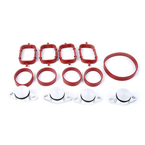 SHIJIE Cat and Mouse 4 PCS 22 mm Diesel Swirl Flap Spaps...