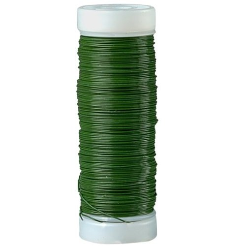 EFCO 0.35 mm/ 100 g Green Florists Wire