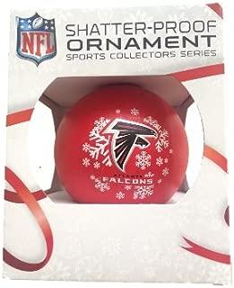 Topperscot NFL Shatterproof Ball Ornament