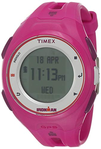 Timex Ironman Sports GPS Unisex Watch - TW5K87400F6