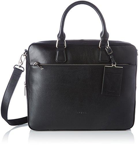 Picard Maggie, Damen Bowling Tasche, Schwarz, 39x31.5x7 cm (W x H L)