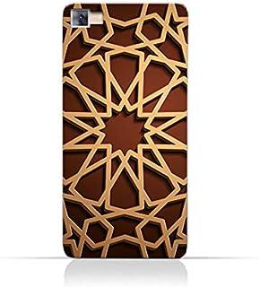 AMC Design Infinix Zero 3 X552 TPU Silicone Case with Arabic Geometric Pattern