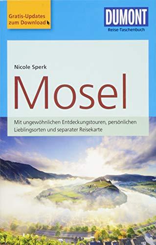 Preisvergleich Produktbild DuMont Reise-Taschenbuch Reiseführer Mosel: mit Online-Updates als Gratis-Download