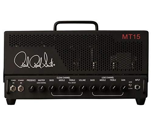 PRS Paul Reed Smith MT15 Mark Tremonti Signature Guitar Amplifier Head, 15 Watts