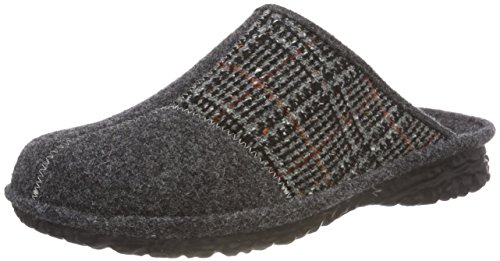 Romika Herren Mikado H 54 Pantoffeln, Mehrfarbig (Grau-Multi 712 712), 48 EU