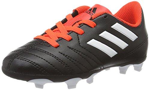 adidas Unisex-Kinder Copaletto FxG jr. Fußballschuhe, Schwarz (schwarz/Weiß/Rot), 35 EU