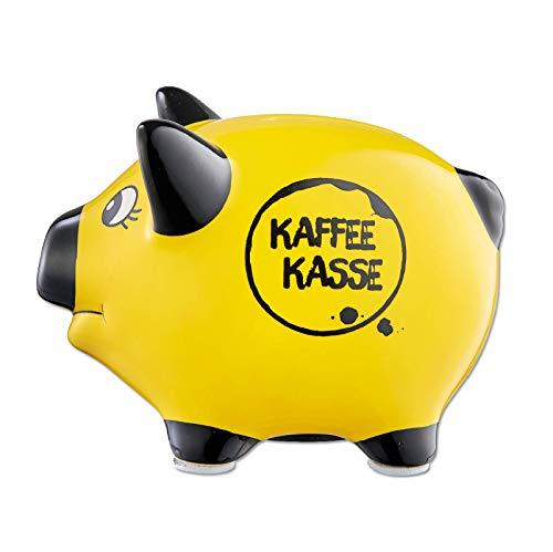 Borussia Dortmund BVB 09 Fanartikel Sparschwein Sprücheschwein Kaffeekasse