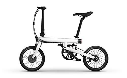 SHIJING 16 inch Origina Qicycle elektrische fiets mijia gratis versturen verborgen mini-accu stadse intelligente vouwe-ebike