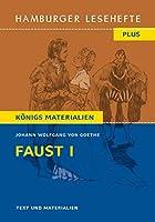 Faust I: Hamburger Leseheft plus Koenigs Materialien