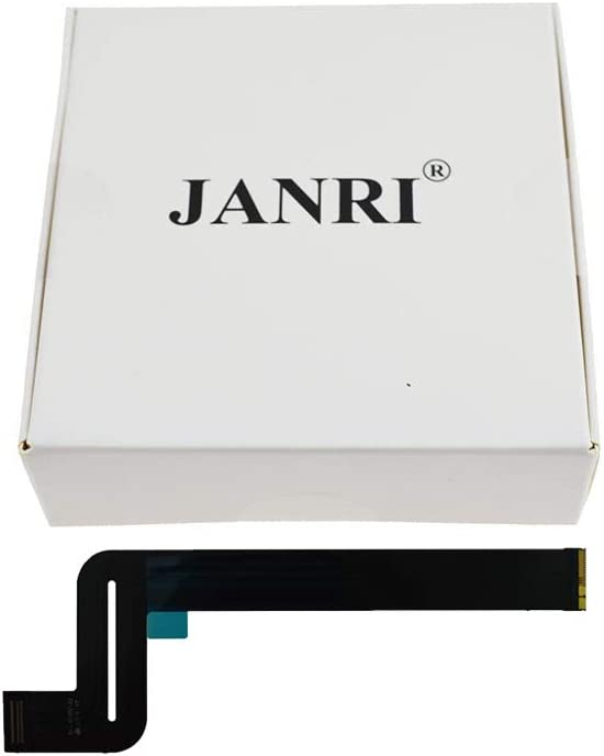 JANRI Replacement Trackpad Touchpad Flex Cable 821-01002-A 821-01002-01 for MacBook Pro 13