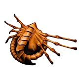 Raburt Facehugger Costume Alien Facehugger Face Cover Face Hugger Costume Halloween Prop Scary Claws...