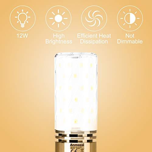 Anmossi Bombillas LED