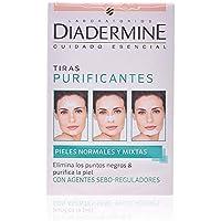 Diadermine - Tiras Purificantes pieles normales/mixtas - 6 tiras