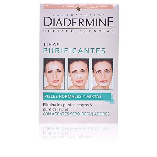 Diadermine - Tiras purificantes - 1 paquetes de 6uds
