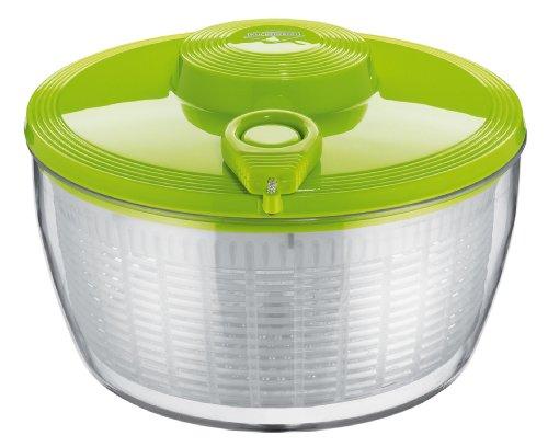 Küchenprofi Salatschleuder-1310171100, Kunststoff, Grün,