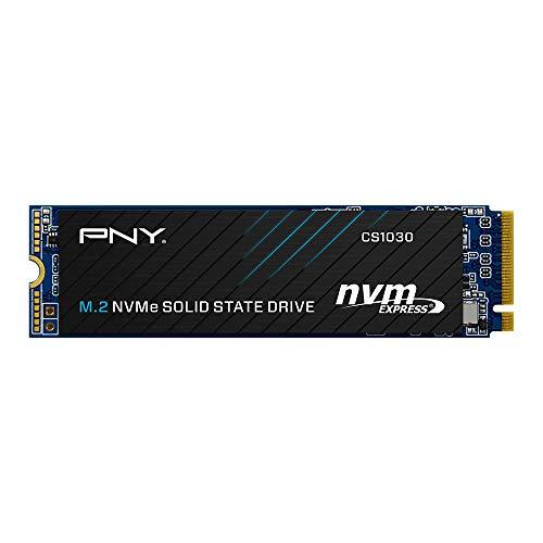 PNY CS1030 1TB M.2 NVMe PCIe Gen3 x4 Internal Solid State Drive (SSD) - M280CS1030-1TB-RB