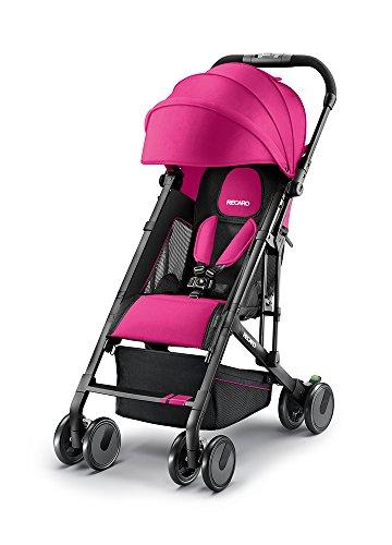 Recaro Easylife Elite Pink Lightweight Stroller for Children from 6 Months up to 15kg