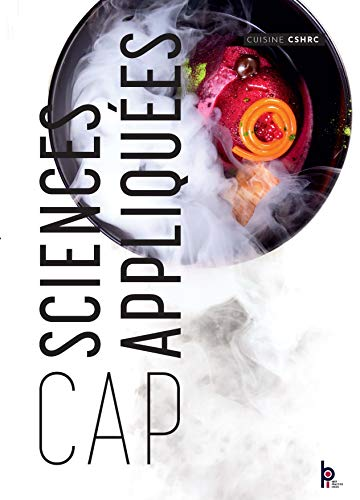 CAP Sciences Appliquées 1ère et 2ème année
