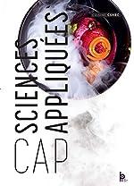 CAP Sciences Appliquées 1ère et 2ème année - Elève de Jean-François Augez-Sartral