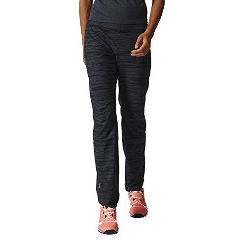 adidas W Mountfl Pants Pantalón, Mujer, Negro (Neguti/Negro), 44